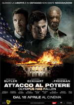 Poster Attacco al Potere - Olympus Has Fallen  n. 0