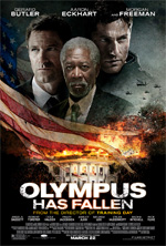 Poster Attacco al Potere - Olympus Has Fallen  n. 1
