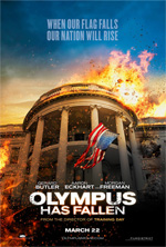 Poster Attacco al Potere - Olympus Has Fallen  n. 2