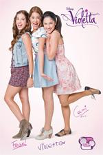 Poster Violetta  n. 0