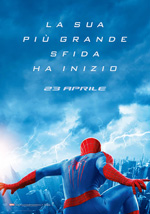 Poster The Amazing Spider-Man 2 - Il potere di Electro  n. 1