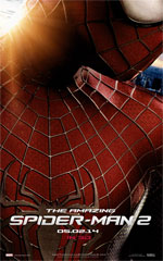 Poster The Amazing Spider-Man 2 - Il potere di Electro  n. 2