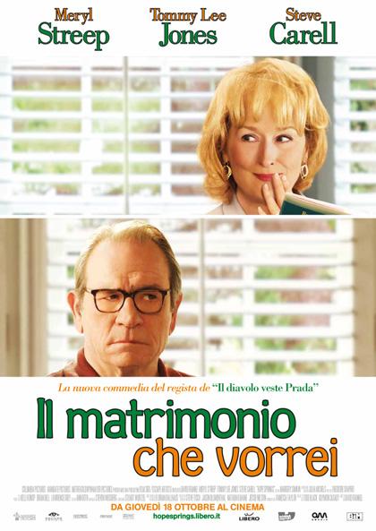 Locandina italiana Il matrimonio che vorrei