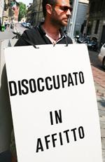 Locandina Disoccupato in affitto