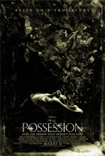 Poster The Possession  n. 1