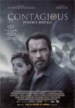 Poster Contagious - Epidemia mortale  n. 0