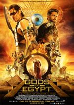 Poster Gods of Egypt  n. 0