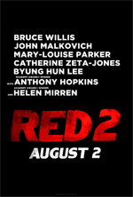 Poster Red 2  n. 1