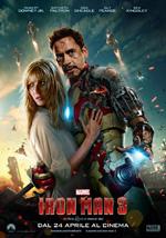 Poster Iron Man 3  n. 2