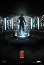 Poster Iron Man 3  n. 6