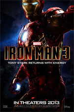 Poster Iron Man 3  n. 3