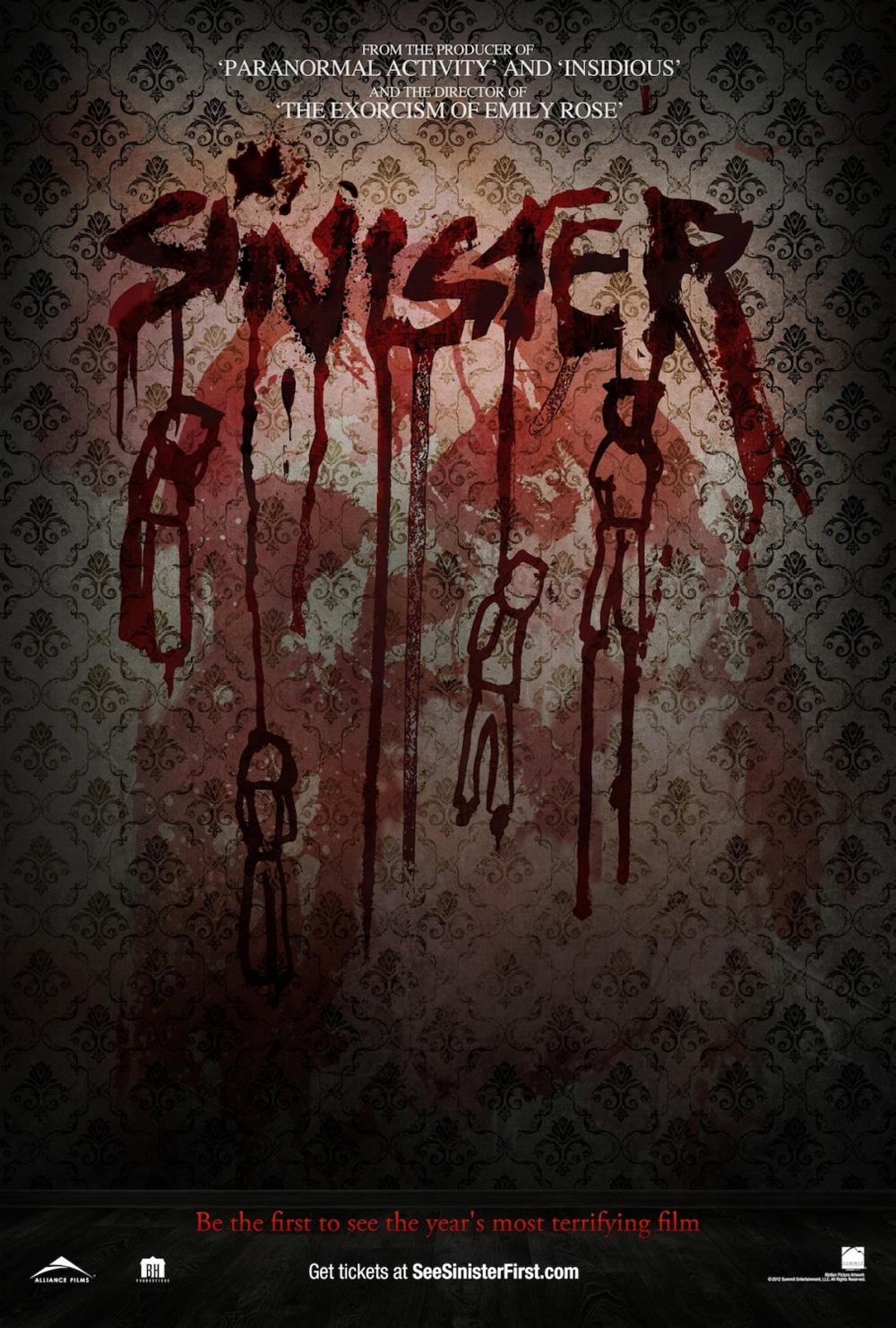 Poster Sinister