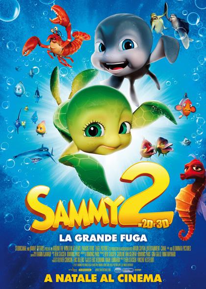Locandina italiana Sammy 2 - La grande fuga