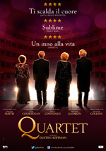 Poster Quartet  n. 0