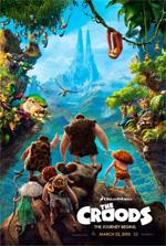 Poster I Croods  n. 1