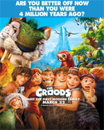Poster I Croods  n. 2