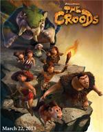 Poster I Croods  n. 3