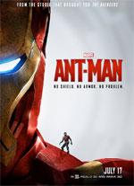 Poster Ant-Man  n. 1