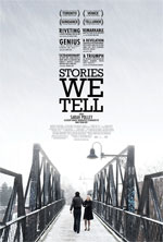 Poster Stories We Tell  n. 0