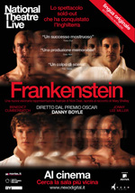 Trailer Theatre Live London: Frankenstein