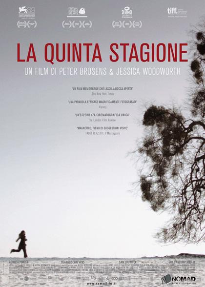 Locandina italiana La quinta stagione