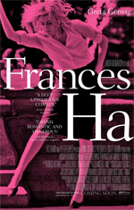 Poster Frances Ha  n. 1