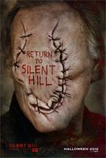 Poster Silent Hill: Revelation 3D  n. 1