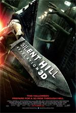 Poster Silent Hill: Revelation 3D  n. 2