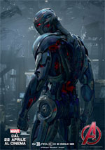 Poster Avengers: Age of Ultron  n. 9