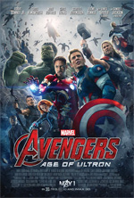 Poster Avengers: Age of Ultron  n. 1