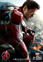 Poster Avengers: Age of Ultron  n. 3