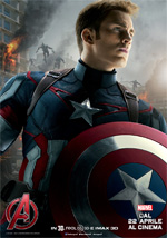 Poster Avengers: Age of Ultron  n. 8