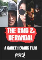 Poster The Raid 2 - Berandal  n. 0