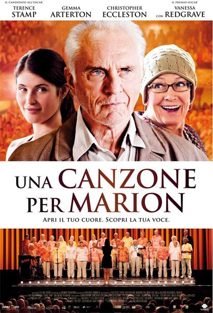 Locandina italiana Una canzone per Marion