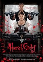 Poster Hansel & Gretel - Cacciatori di streghe  n. 0