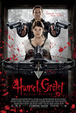 Poster Hansel & Gretel - Cacciatori di streghe  n. 2