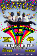 Poster Magical Mystery Tour  n. 0
