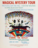 Poster Magical Mystery Tour  n. 1