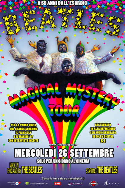 Trailer Magical Mystery Tour