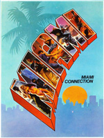 Poster Miami Connection  n. 0
