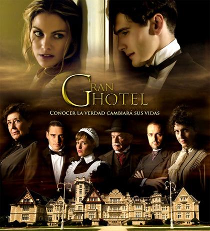Locandina italiana Gran Hotel