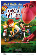 Poster Dino e la macchina del tempo  n. 1