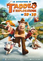 Poster Le avventure di Taddeo l'Esploratore  n. 0