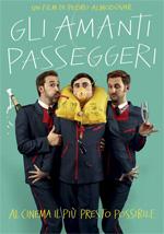 Poster Gli amanti passeggeri  n. 1