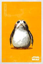 Poster Star Wars: Episodio VIII - Gli ultimi Jedi  n. 17