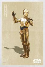 Poster Star Wars: Episodio VIII - Gli ultimi Jedi  n. 18