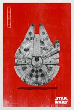Poster Star Wars: Episodio VIII - Gli ultimi Jedi  n. 21