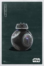 Poster Star Wars: Episodio VIII - Gli ultimi Jedi  n. 23