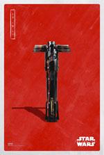 Poster Star Wars: Episodio VIII - Gli ultimi Jedi  n. 28