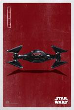 Poster Star Wars: Episodio VIII - Gli ultimi Jedi  n. 29